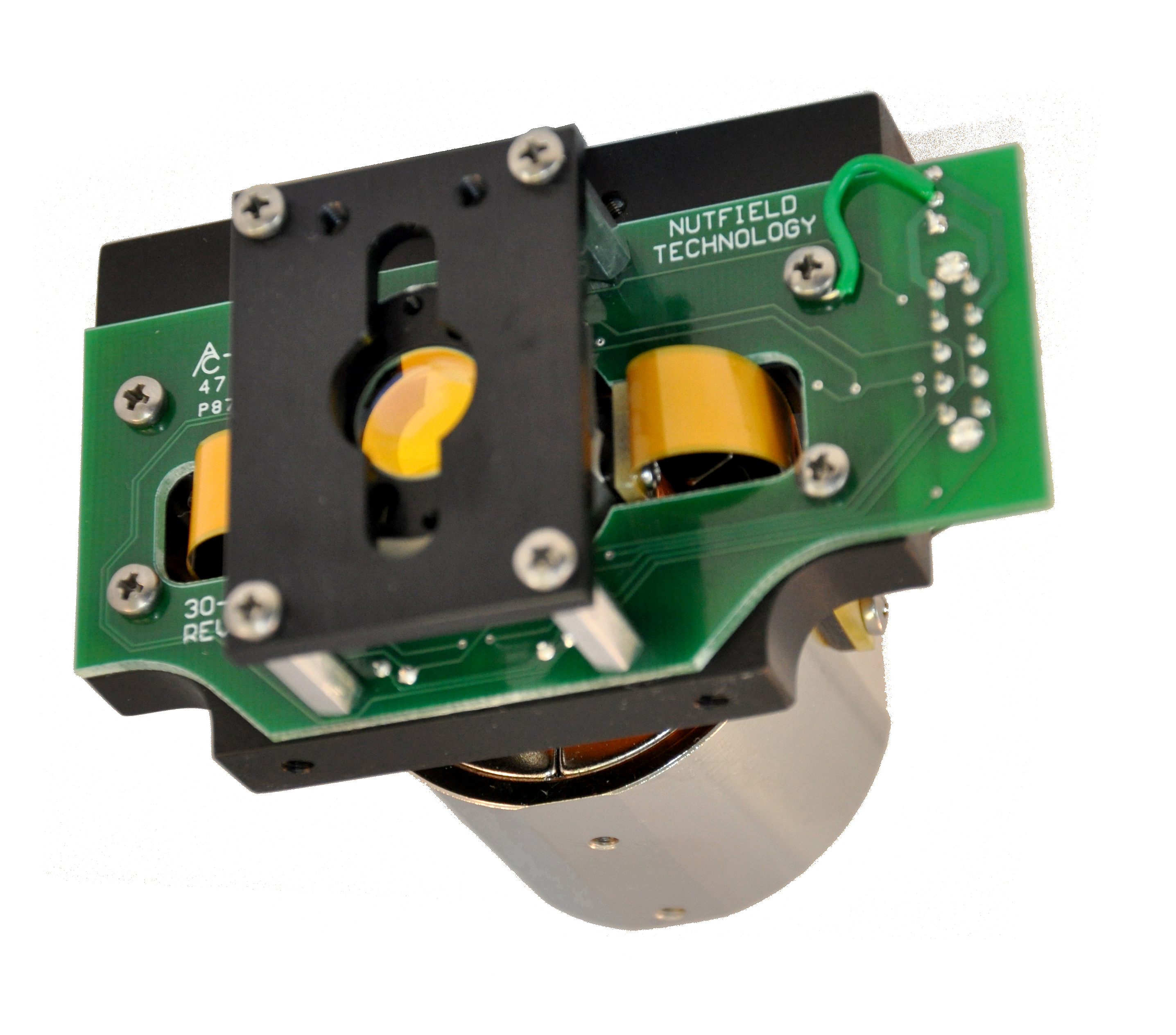 High-Speed Focuser  Blink - Compact and Fast   Nutfield