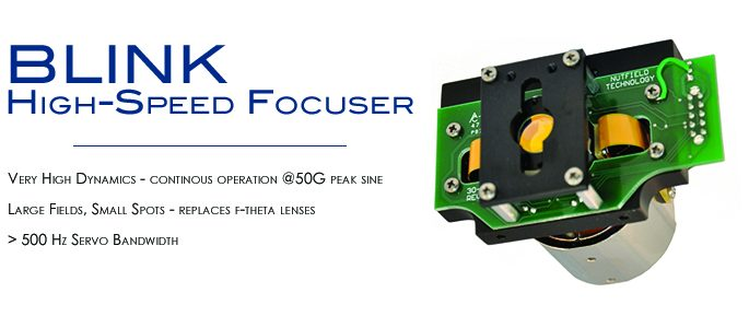 BLINK High-Speed Focuser