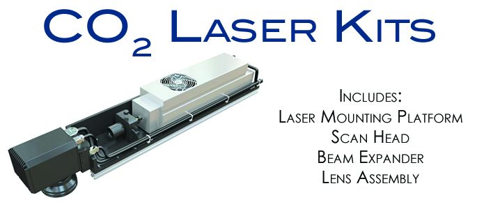 CO2 Laser Kits | Nutfield Technology