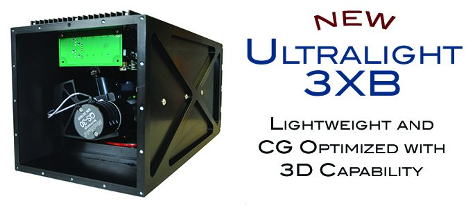Ultralight 3XB 3-Axis Scan Head