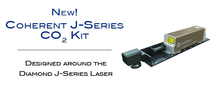 CO2 Laser Kit - For Coherent J-Series - Nutfield Tech