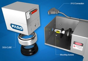 laser marking scan head